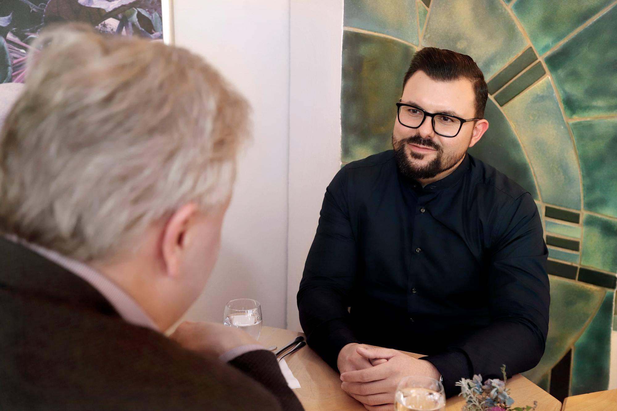 """""""Darmstadts Zukunft: Deep Talk statt dünne Suppe""""  / Interview Darmstädter Echo (Pay Wall)"""